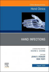 Omslag - Hand Infections, An Issue of Hand Clinics