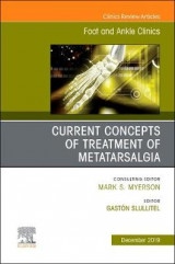 Omslag - Current concepts of treatment of Metatarsalgia, An issue of Foot and Ankle Clinics of North America