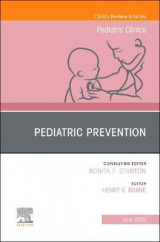 Omslag - Pediatric Prevention, An Issue of Pediatric Clinics of North America