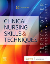Clinical Nursing Skills and Techniques av Nancy Laplante, Wendy Ostendorf, Anne Griffin Perry og Patricia A. Potter (Heftet)