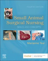 Omslag - Small Animal Surgical Nursing