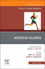 Omslag - Meniscus Injuries, An Issue of Clinics in Sports Medicine