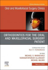 Omslag - Orthodontics for Oral and Maxillofacial Surgery Patient, An Issue of Oral and Maxillofacial Surgery Clinics of North America