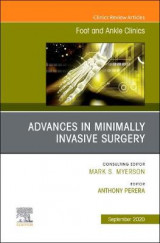 Omslag - Advances in Minimally Invasive Surgery, An issue of Foot and Ankle Clinics of North America