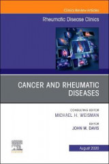 Omslag - Cancer and Rheumatic Diseases, An Issue of Rheumatic Disease Clinics of North America