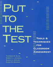 Put to the Test av Susan A. Agruso, Robert L. Johnson, Therese M. Kuhs og Diane M. Monrad (Heftet)
