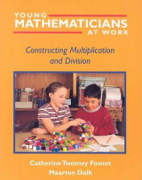 Omslag - Young Mathematicians at Work: Constructing Multiplication and Division v. 2