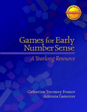 Games for Early Number Sense av Antonia Cameron og Catherine Twomey Fosnot (Heftet)