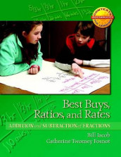 Best Buys, Ratios, and Rates av Catherine Twomey Fosnot og William Jacob (Heftet)
