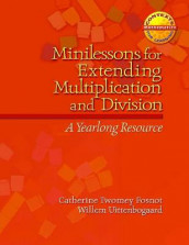 Minilessons for Extending Multiplication and Division av Catherine Twomey Fosnot og Willem Uttenbogaard (Heftet)