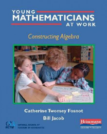Young Mathematicians at Work: Constructing Algebra av Catherine Twomey Fosnot og William Jacob (Heftet)