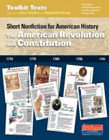 Omslag - The American Revolution and Constitution