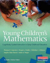 Young Children's Mathematics av Thomas P Carpenter, Megan Loef Franke, Nicholas C Johnson, Angela C Turrou og Anita A Wager (Heftet)
