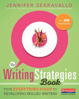 Omslag - The Writing Strategies Book