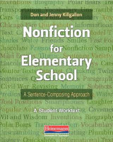 Omslag - Nonfiction for Elementary School