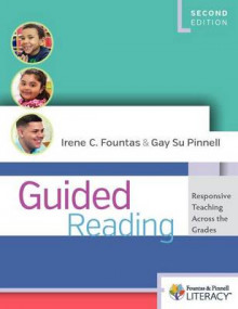 Guided Reading, Second Edition av Irene Fountas og Gay Su Pinnell (Heftet)