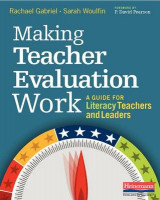 Omslag - Making Teacher Evaluation Work