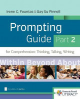 Omslag - Fountas & Pinnell Prompting Guide Part 2 for Comprehension