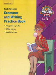 Grammar and Writing Practice Book, Grade 3 av Scott Foresman (Heftet)
