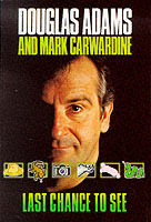 Last chance to see av Douglas Adams og Mark Carwardine (Heftet)