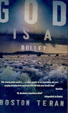 God is a bullet av Boston Teran (Heftet)