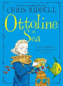 Ottoline at Sea av Chris Riddell (Heftet)