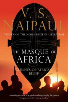 The masque of Africa av V.S. Naipaul (Heftet)