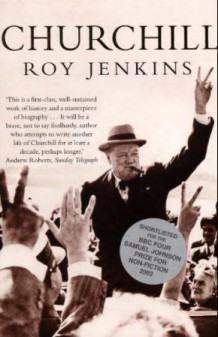 Churchill av Roy Jenkins (Heftet)
