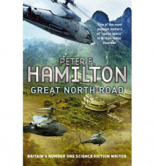 Great North Road av Peter F. Hamilton (Heftet)