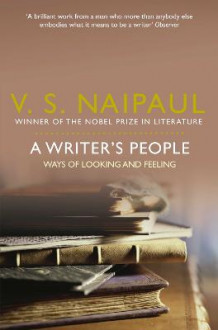 A Writer's People av V. S. Naipaul (Heftet)