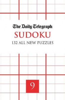 Daily Telegraph Sudoku 9 av Telegraph Group Limited (Heftet)