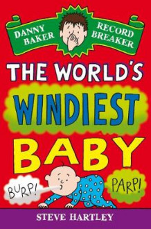 Danny Baker Record Breaker 6: The World's Windiest Baby av Steve Hartley (Heftet)