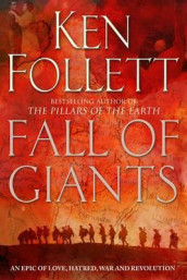 Fall of giants av Ken Follett (Heftet)