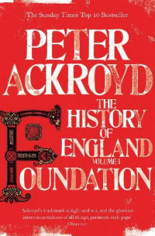 Foundation av Peter Ackroyd (Heftet)