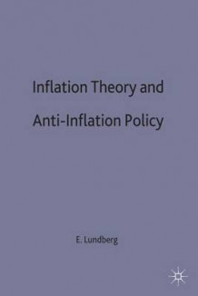 Inflation Theory and Anti-inflation Policy (Innbundet)