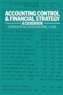 Accounting Control and Financial Strategy av Andrew M. McCosh og Michael J. Earl (Heftet)