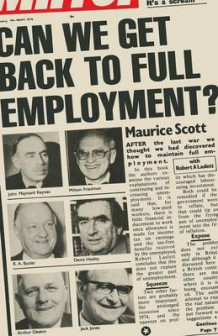 Can We Get Back to Full Employment? av Maurice Fitzgerald Scott, Robert A. Caslett og Robert A. Laslett (Heftet)