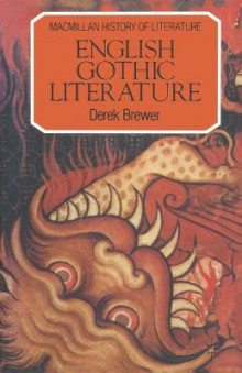 English Gothic Literature av Derek Brewer (Heftet)