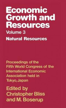 Economic Growth and Resources: Natural Resources v.3 (Innbundet)