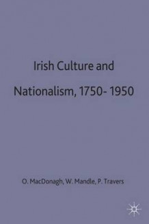 Irish Culture and Nationalism, 1750-1950 (Innbundet)