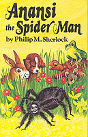 Anancy the Spider Man av Philip M. Sherlock (Heftet)