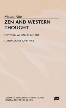 Zen and Western Thought av Masao Abe (Innbundet)