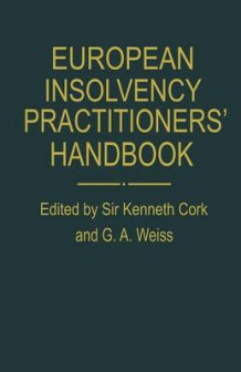 European Insolvency Practitioner's Handbook av Sir Kenneth Cork (Heftet)