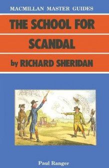 """School for Scandal"" by Richard Brinsley Sheridan av Paul Ranger (Heftet)"