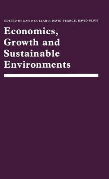 Economics, Growth and Sustainable Environments (Innbundet)