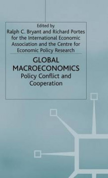 Global Macroeconomics av Richard Portes (Innbundet)