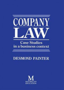 Company Law av Desmond Painter (Heftet)