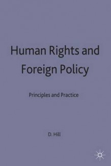 Human Rights and Foreign Policy (Innbundet)