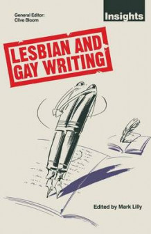 Lesbian and Gay Writing (Heftet)