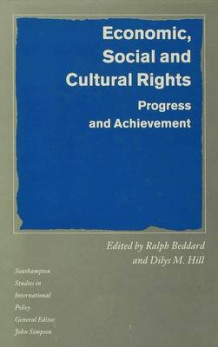 Economic, Social and Cultural Rights (Innbundet)